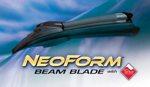 Комплект дворников (бескаркасных) для лобового стекла автомобилей MERCEDES B Class (c 2005 года выпуска) пр-ва TRICO NF657+NF557